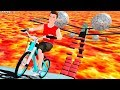 Bike Racing Games - BMX Bicycle Impossible Tracks - Gameplay Android & iOS free games