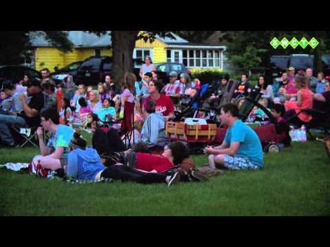 St. Paul Park Movie in the Park '15