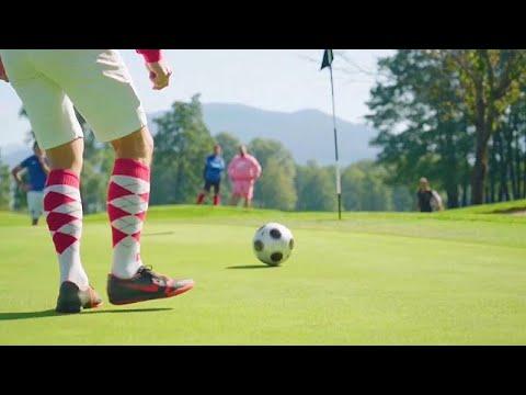 شاهد: بطولة العالم لكرة قدم الغولف في النمسا!  - 10:54-2019 / 10 / 5