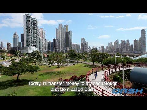 Enviando Dash desde Panamá a Venezuela - Dash from Panamá to Venezuela