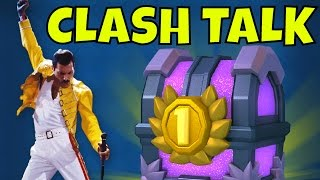 THE RACE FOR 1ST! Miner Control Deck & Thoughts on Clash Royale