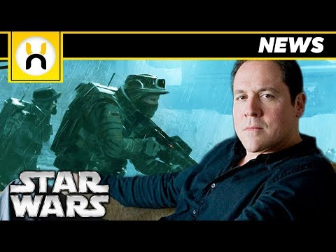 Jon Favreau to Write & Produce LiveAction Star Wars TV Series
