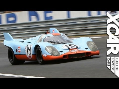 Porsche At Le Mans The Definitive History Xcar Youtube