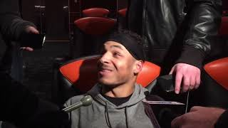 OSU Football - Tylan Wallace on Biletnikoff honor