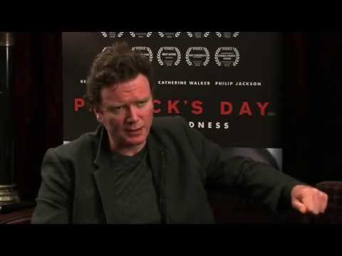 Writer-Director Terry McMahon on the reasons for making the movie PATRICKS DAY.