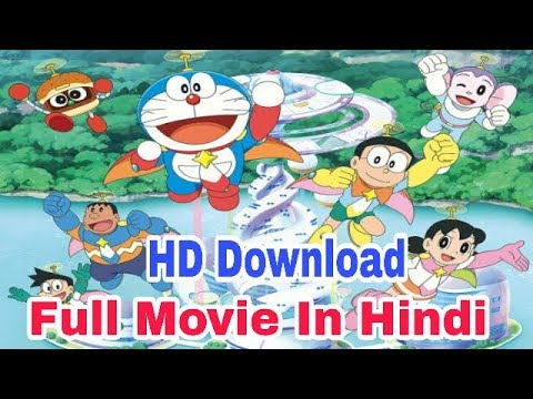 Doraemon The Movie Nobita Aur Antariksh Daku In hindi|| DORAEMON NOBITA SPACE HEROES