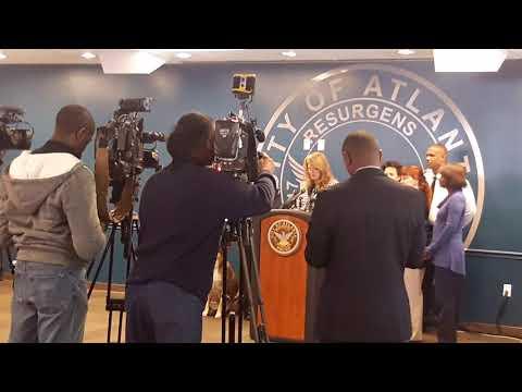City Of Atlanta announces Animal Cruelty Liason.