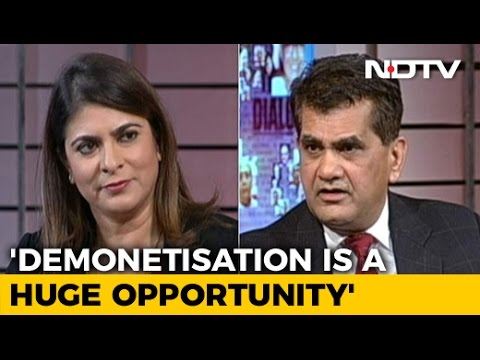 The NDTV Dialogues With Amitabh Kant: Is India Ready To Go Digital?