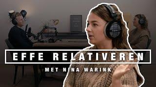 NINA WARINK over ANGSTSTOORNIS, BEWIJSDRANG en RELATIE | EFFE RELATIVEREN