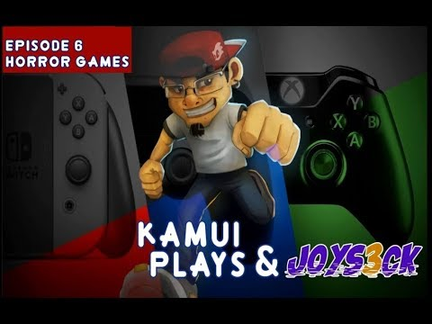 Joys3ck - Episode 6 - Horror Games -  Happy Halloween - (ENGLISH)