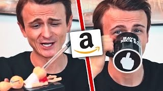 Die 7 sinnlosesten Amazon-Produkte!!