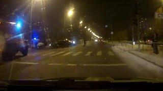 Авария на Самарцева