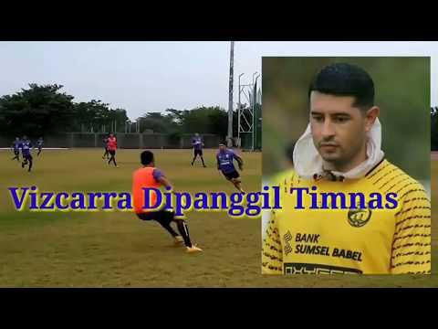Sriwijaya FC Harus Siap Kehilangan Vizcarra