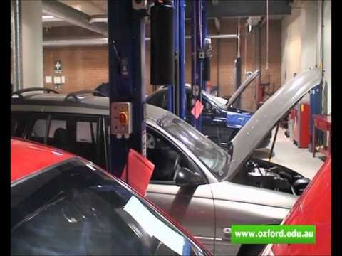 Ozford Australia Automotive Workshop |   228 Normanby Road, South Melbourne Vic 3205