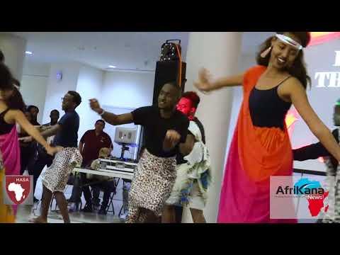 Rwandan Traditional Dance at the 2018 Harvard University African Night