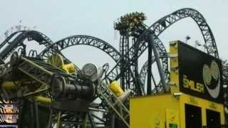 major accident on the smiler roller coaster alton towers june 2nd 2015
