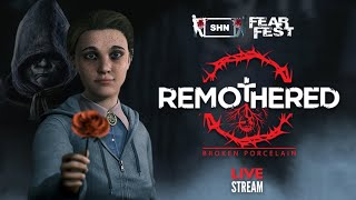 Remothered : Broken Porcelain FULL GAME | PS4Pro | No Commentary Livestream