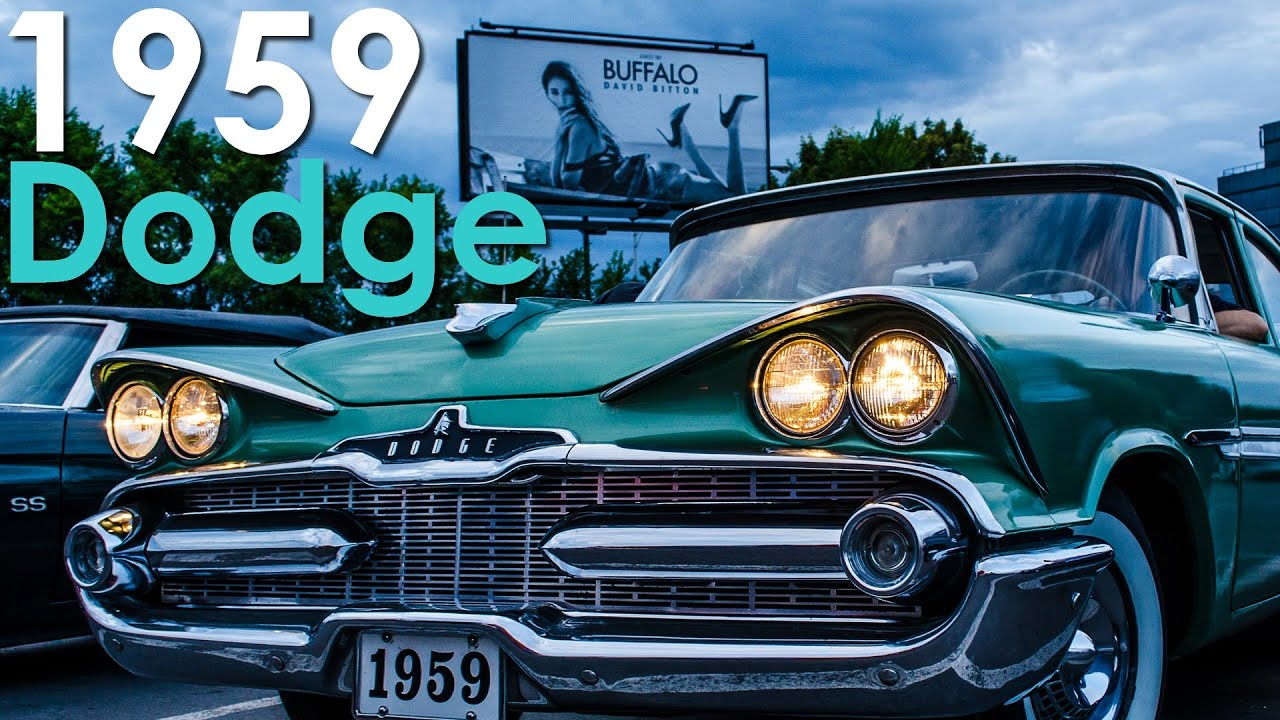 Classic Car Showcase Dodge Mayfair Sedan Full HD YouTube - Classic car showcase