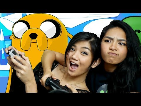 Adventure Time: Pirates of The Enchiridion PS4  Gameplay Friday with Raine & Claire