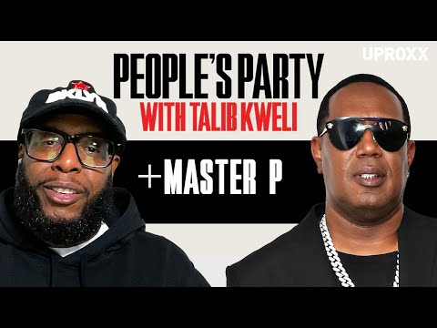 Talib Kweli & Master P Talk No Limit, Playing Pro Ball, E-40, Lil Romeo, Mia X | People's Party Full