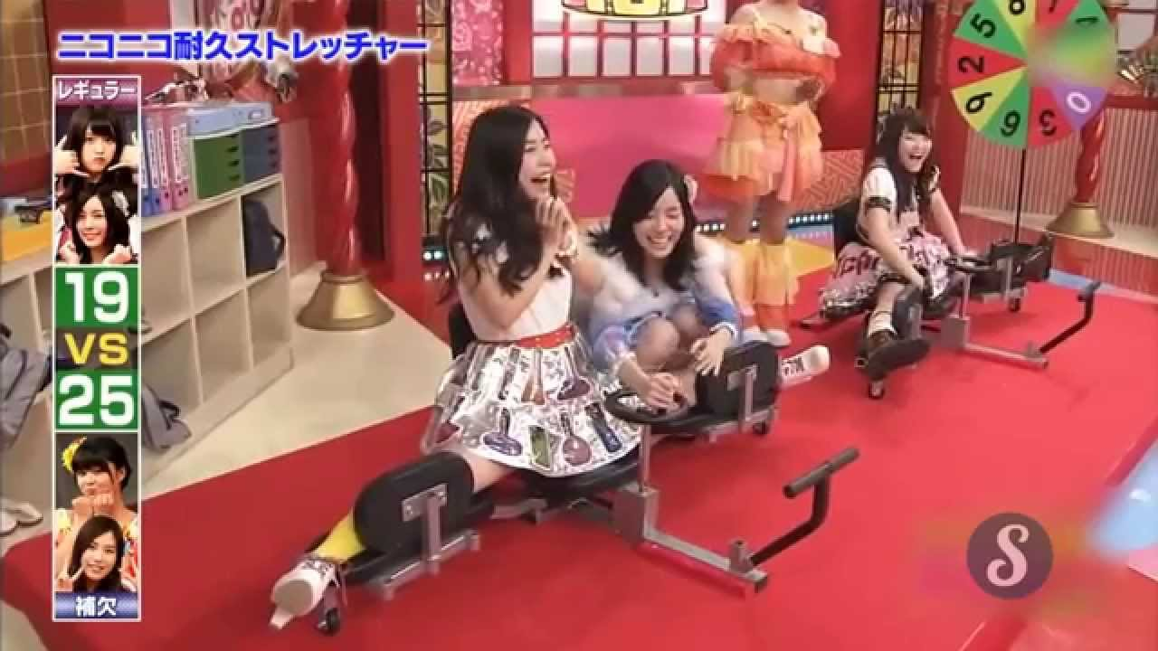 The Tv Game In Japan To Spread The Girls Legsel Programa -4006