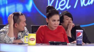 Vietnam Idol 2015 - Những phần thi đoạt vé vàng vòng Audition tại TP.HCM