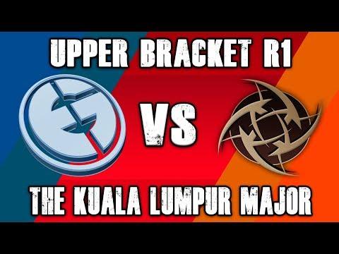 EG vs NiP Upper Bracket R1 - The Kuala Lumpur Major Dota 2