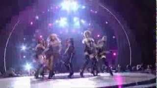 Pussycat Dolls - When I Grow Up Live @ Fashion Rocks 5