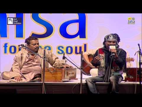 Beeti Baatein Dohrane Ki   Hariharan   Nachiketa Chakraborty   LIVE   Idea Jalsa   Art and Artistes