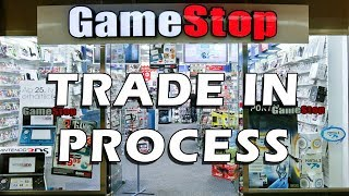 Tales From Retail: Gamestop Trade In Process
