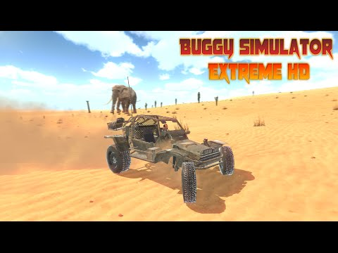Buggy Simulator (Gameplay Trailer)