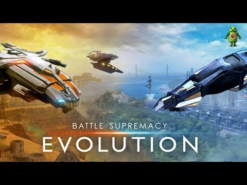 Battle Supremacy: Evolution (iOS/Android) Gameplay HD