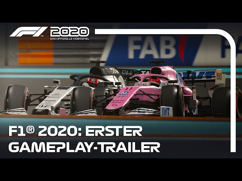 F1® 2020 | First Gameplay Trailer [DE]