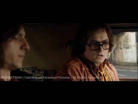 Rocketman - Deleted Scene #7 HD