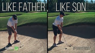 Like Father, Like Son | #FunnyFriday