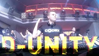 D-Unity @ Forsage club 24.04.2015 [ Radio Intense ]
