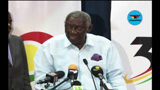 Full speech: Kufuor gives a critical analysis of the Council of State