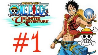 One Piece: Unlimited Adventure - Part 1: Crash Course