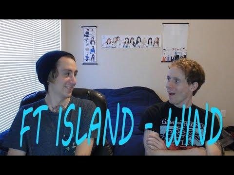 FTISLAND - WIND [Reaction]