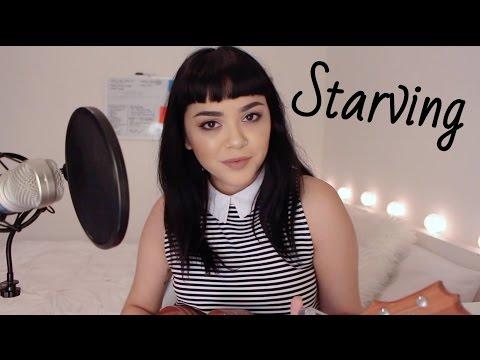 Starving - Hailee Steinfield ft. Zedd (Ukulele...