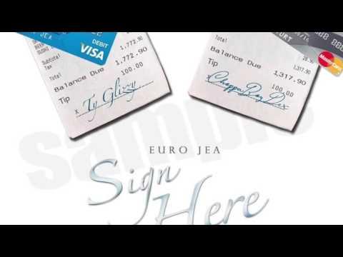 The Real Stackboiz ( Euro Jea ) Ft Bagman Turt - Sign Here ( PROMO )