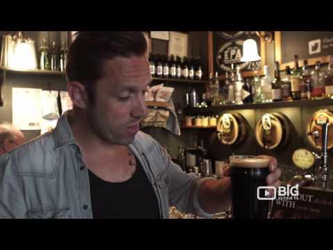 The Jerusalem Tavern Restaurant in London UK serving Snacks and Beer