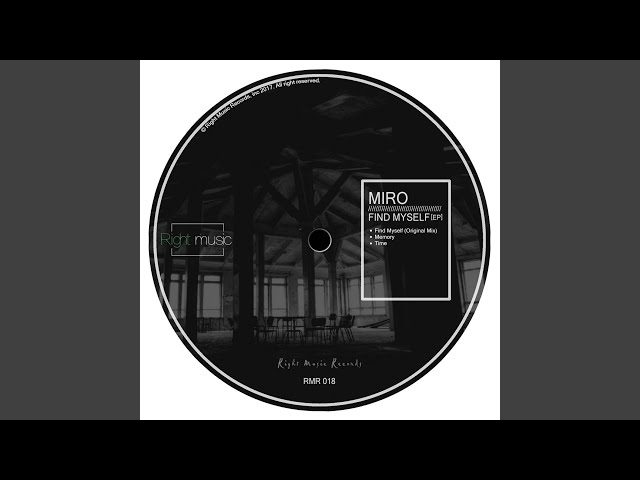 Memory (Original Mix)