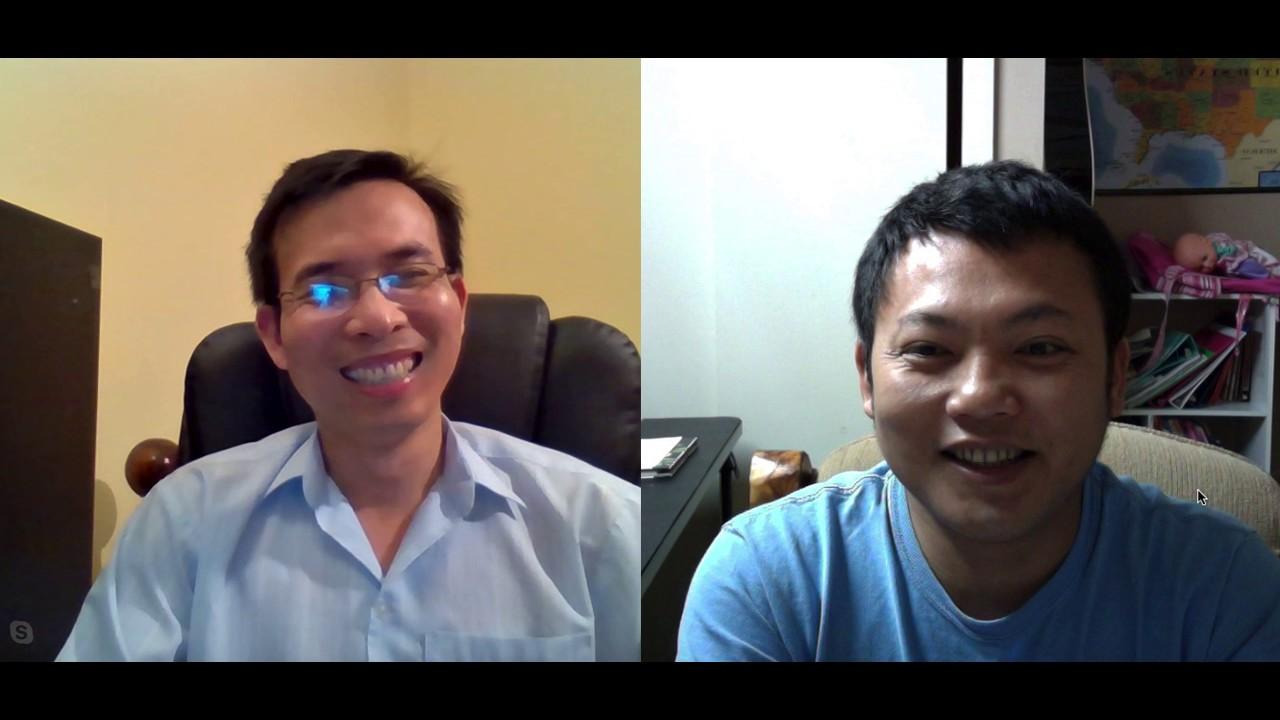 Phỏng vấn TS Nguyễn Đức Duy về quá trình xin học bổng, xin & xét duyệt hồ sơ xin việc