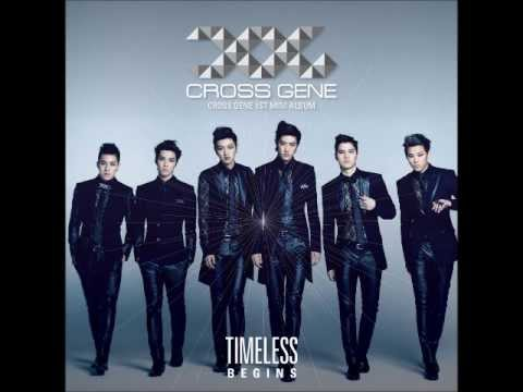 CROSS GENE -01. LA-DI-DA-DI (MINI-ALBUM : TIMELESS :BEGINS) AUDIO