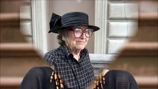 Им за 70 , а ОНИ  КРАСАВИЦЫ 💜    Advanced Style Stylish old lady Cohen photographer