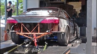 3.4JZ SCREAMS - Final Dyno Tune (HIGHER REV)