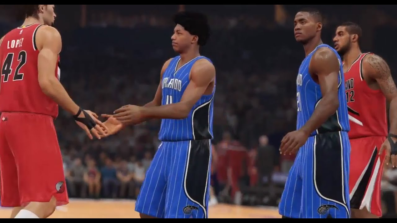 Elfrid Payton Second Straight Triple-Double NBA 2K15 ...