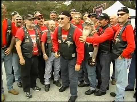 Italian Angels Motorcycle Club Born To Ride 744 Pt 2 Youtube