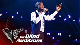 Gevanni Hutton's 'Everybody's Free' | Blind Auditions | The Voice UK 2020
